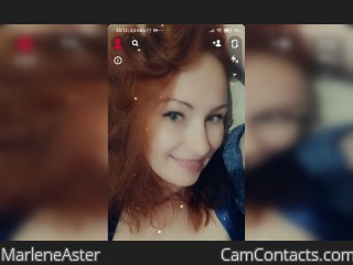 MarleneAster's profile