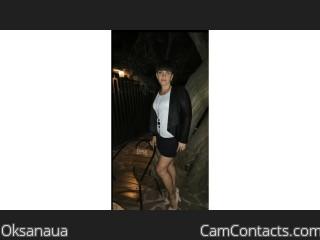 Oksanaua's profile