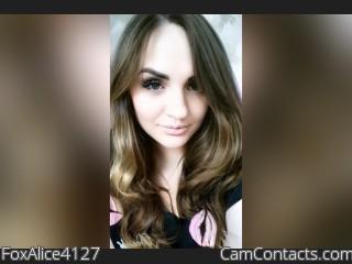 FoxAlice4127's profile