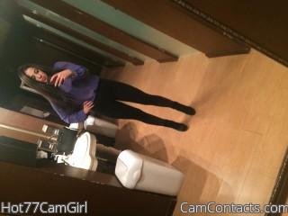 Hot77CamGirl