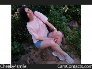 Cheeky4smile's profile