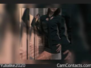 Yulialike2020's profile