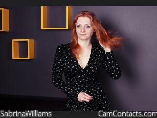 SabrinaWilliams's profile