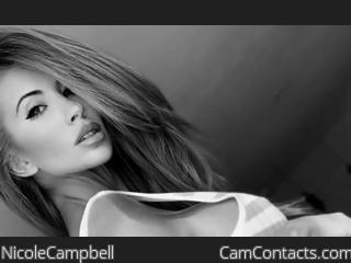 NicoleCampbell's profile