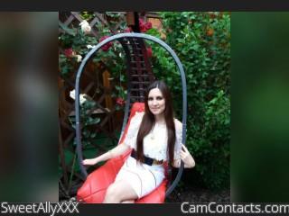 SweetAllyXXX's profile