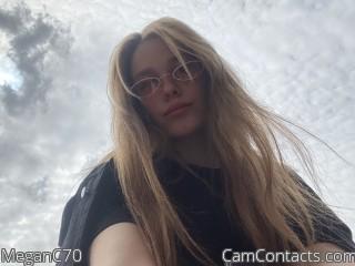 MeganC70's profile