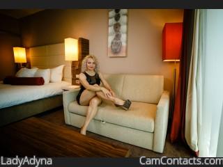 LadyAdyna's profile