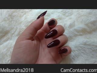 Melisandra2018's profile