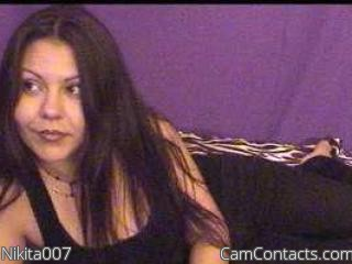 Start VIDEO CHAT with Nikita007