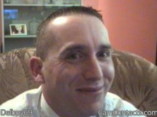 Start VIDEO CHAT with Delboy69