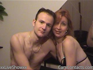 Start VIDEO CHAT with xxLiveShowxx