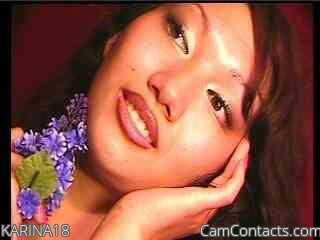 Start VIDEO CHAT with KARINA18