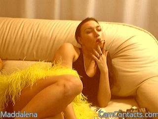 Start VIDEO CHAT with Maddalena