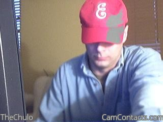 Start VIDEO CHAT with TheChulo