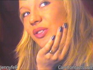 Start VIDEO CHAT with JennyfeR
