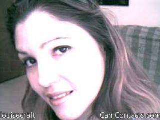 Start VIDEO CHAT with louisecraft