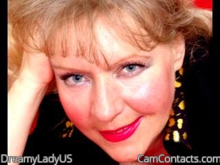 Start VIDEO CHAT with DreamyLadyUS