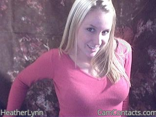 Start VIDEO CHAT with HeatherLynn