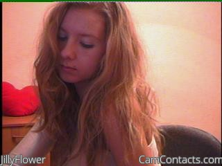 Start VIDEO CHAT with JillyFlower