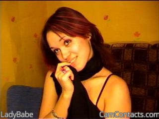 Start VIDEO CHAT with LadyBabe