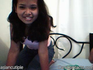 Start VIDEO CHAT with asiancutipie
