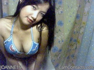 Start VIDEO CHAT with JOANNE19