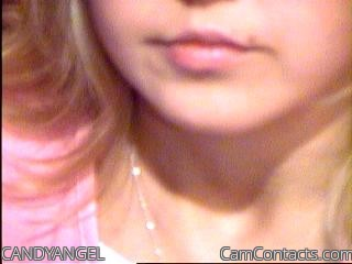Start VIDEO CHAT with CANDYANGEL
