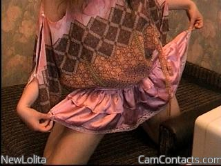 Start VIDEO CHAT with NewLolita