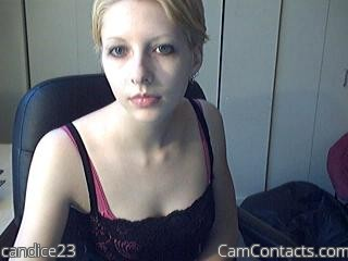 Start VIDEO CHAT with candice23