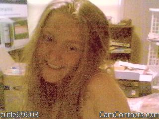 Start VIDEO CHAT with cutie69603