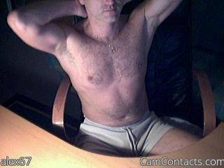 Start VIDEO CHAT with alex67