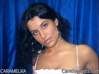 Start VIDEO CHAT with CARAMELKA