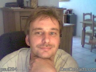 Start VIDEO CHAT with paul294
