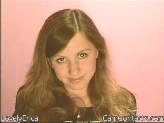 Start VIDEO CHAT with LovelyErica
