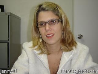 Start VIDEO CHAT with Jenny20