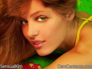 Start VIDEO CHAT with SensualKim