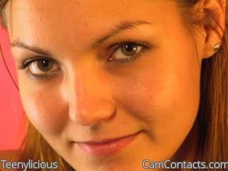 Start VIDEO CHAT with Teenylicious