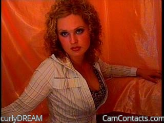 Start VIDEO CHAT with curlyDREAM