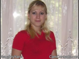 Start VIDEO CHAT with NaughtyYana