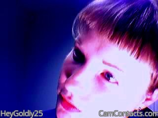 Start VIDEO CHAT with HeyGoldiy25