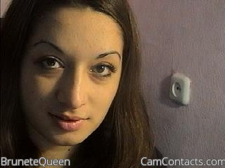 Start VIDEO CHAT with BruneteQueen