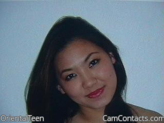 Start VIDEO CHAT with OrientalTeen
