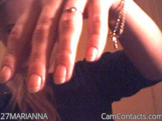 Start VIDEO CHAT with 27MARIANNA