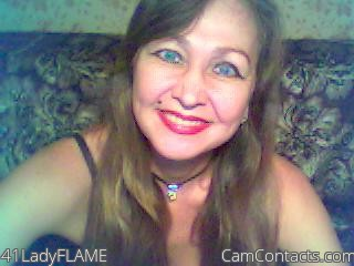 Start VIDEO CHAT with 41LadyFLAME