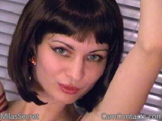 Start VIDEO CHAT with MilasSecret