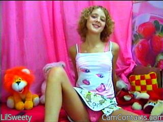 Start VIDEO CHAT with LilSweety