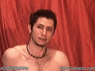 Start VIDEO CHAT with xCANDYMANx