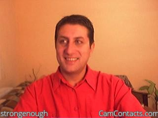 Start VIDEO CHAT with strongenough