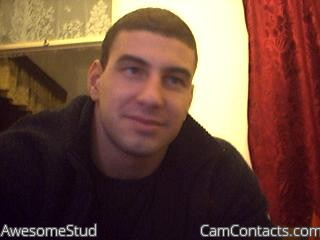 Start VIDEO CHAT with AwesomeStud