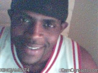 Start VIDEO CHAT with KINGJAMES74
